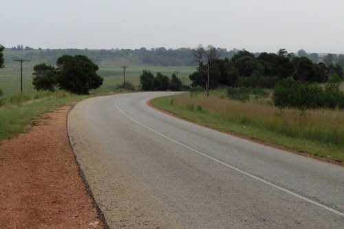 Motorcycle route R41 Guateng