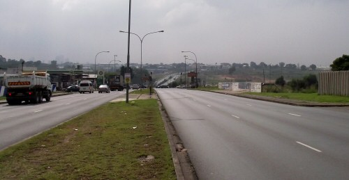 Main reef road R41 Johannesburg South Africa